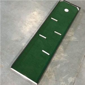 hole 10 portable mini golf course mobile miniature putt putt