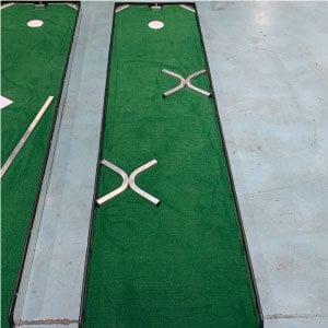 hole 12 portable mini golf course mobile miniature putt putt