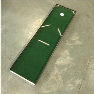 hole 14 portable mini golf course mobile miniature putt putt