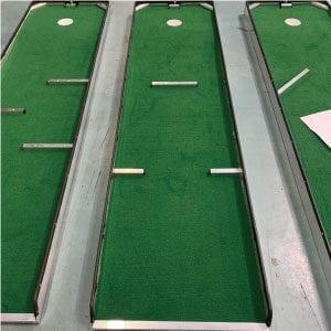 hole 16 portable mini golf course mobile miniature putt putt