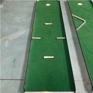 hole 18 portable mini golf course mobile miniature putt putt