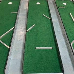 hole 19 portable mini golf course mobile miniature putt putt