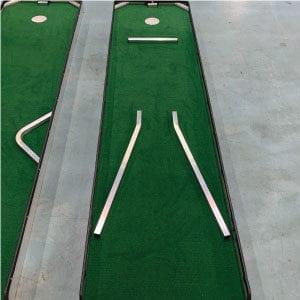 hole 7 portable mini golf course mobile miniature putt putt