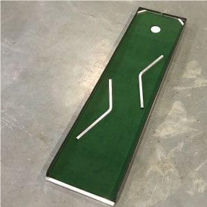 hole 8 portable mini golf course mobile miniature putt putt