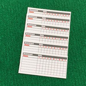 scorecards portable mini golf course mobile putt putt