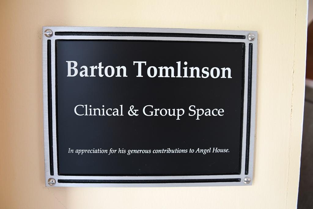 Barton Plaque