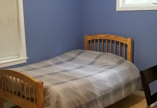 Timberlane Drive Bedroom