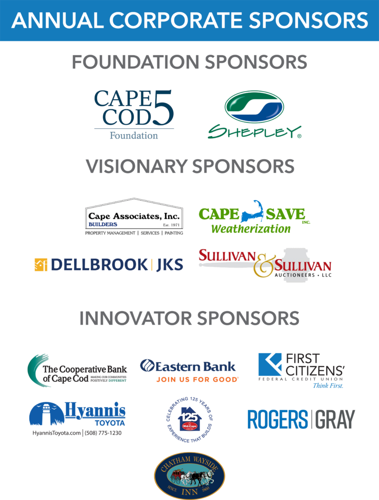 HAC 2020 Annual Sponsors (July 2020)