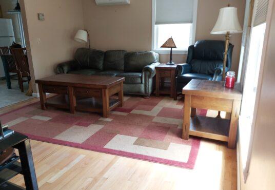 Elkanah Street Living Room