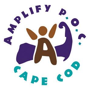 Amiplify People of Color Cape Cod logo