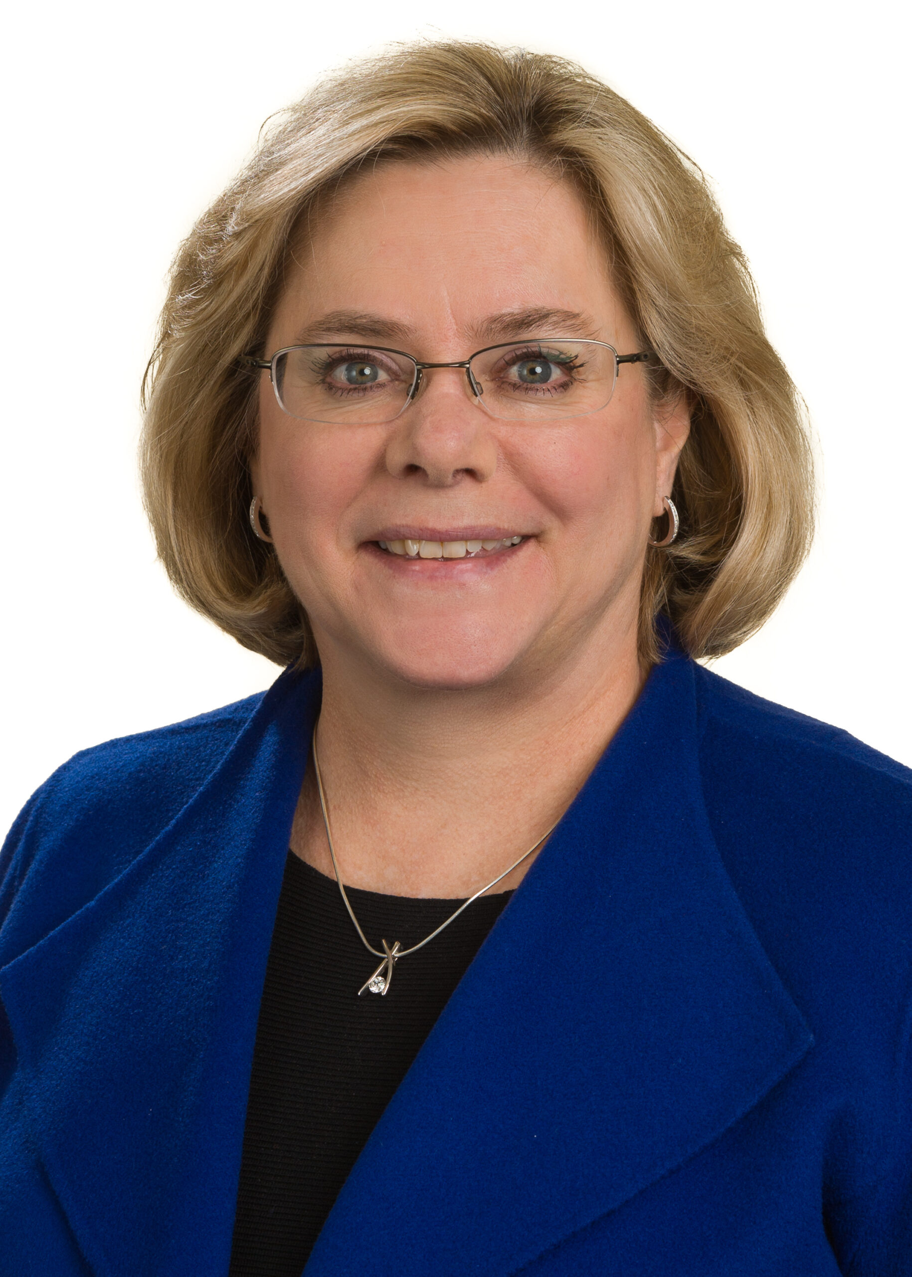 Nancy Huntington Stager headshot