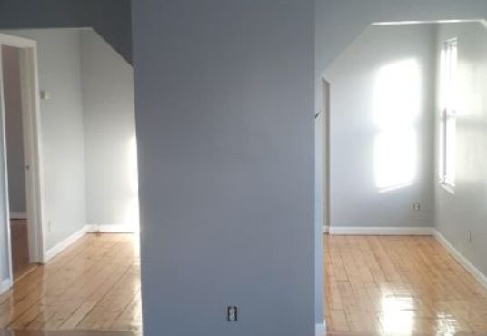 Interior of New Bedford house rental