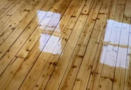 Hardwood floors of home for rent in New Bedford