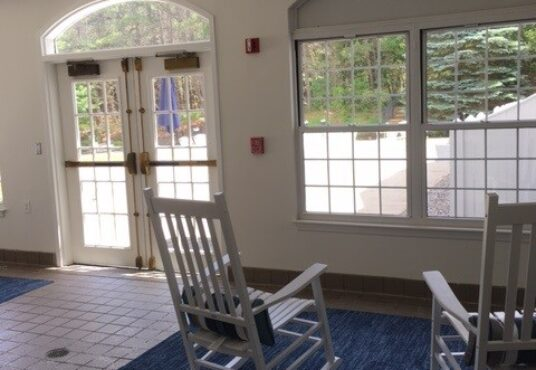 All season room in Brewster apartment