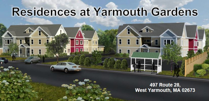 Residences at Yarmouth Gardens graphic