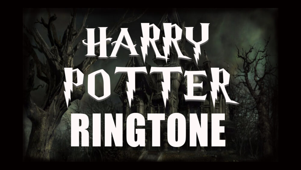 Harry Potter Ringtone for your iPhone