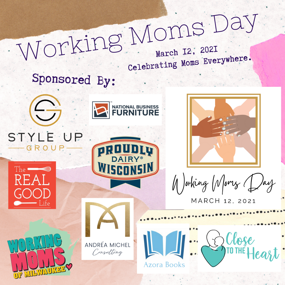 Thank you Working Moms Day Sponsors