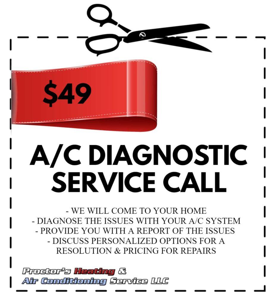 Diagnostic A/C Repair near me