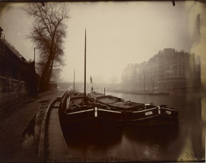 The Pont Neuf, Eugene Atget, 1923, Getty Museum