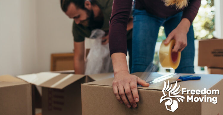 7 Ways to Save Time When Packing to Move