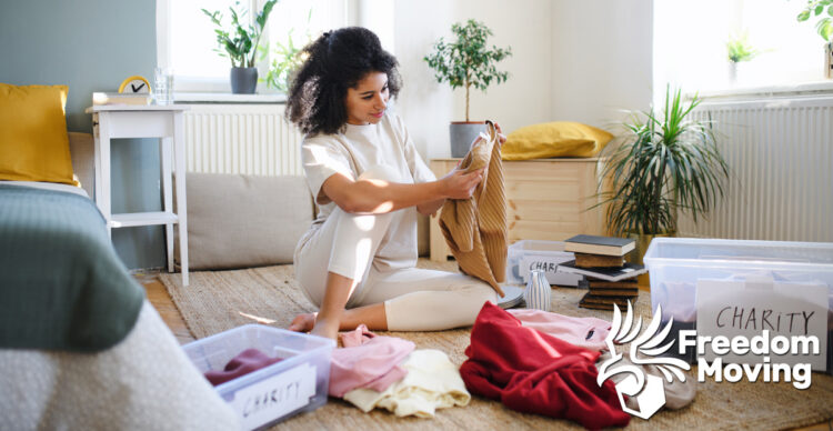 Your Pre-Move Decluttering