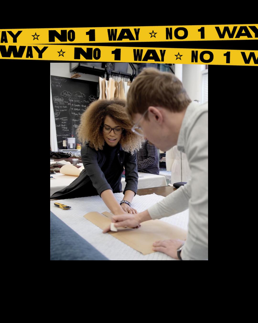 No 1 Way Design Program