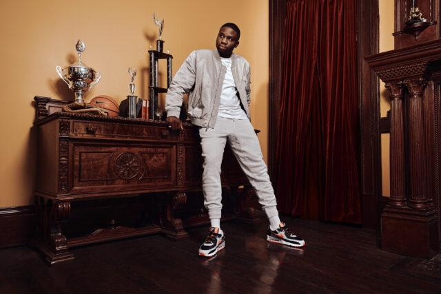 Luke Lawal Jr. Courtesy of: Nike Inc.