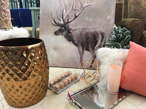 Blush for the holidays?  Tis' the Season to Break Tradition
