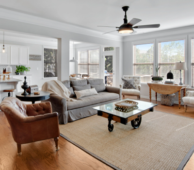 mid town home staging