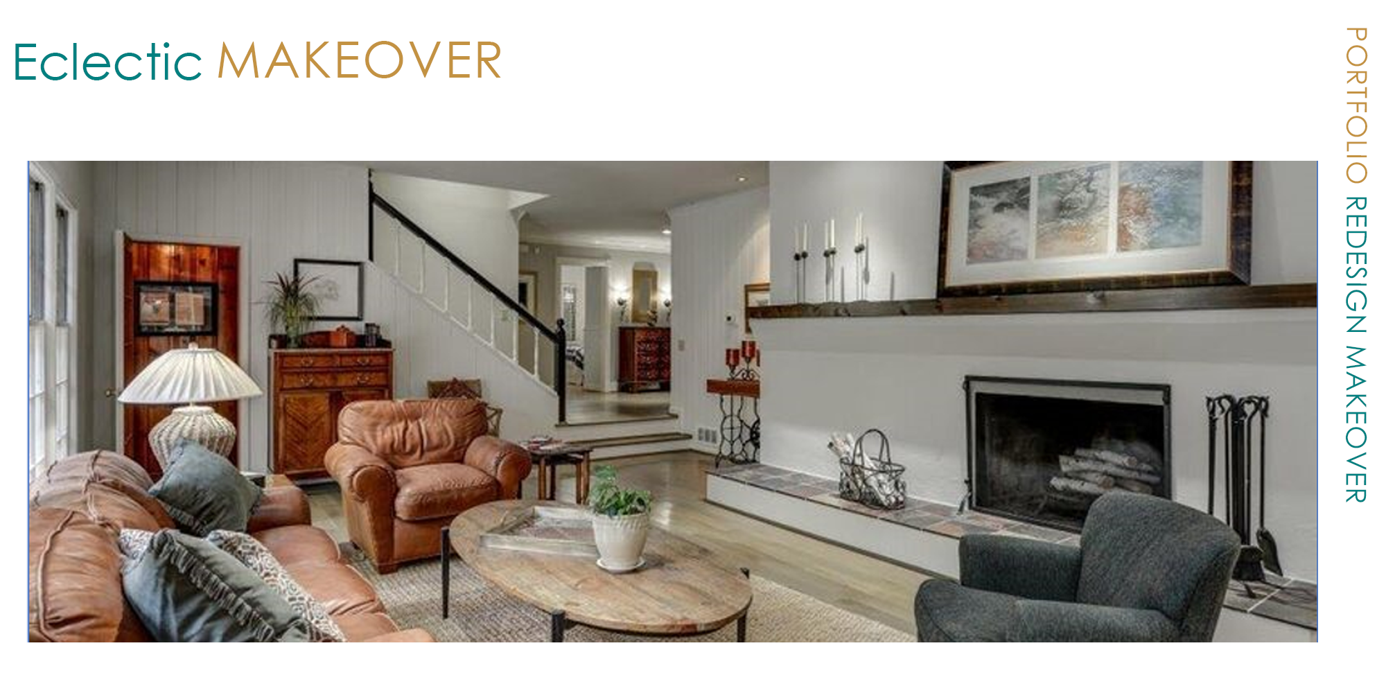 Eclectic Makeover