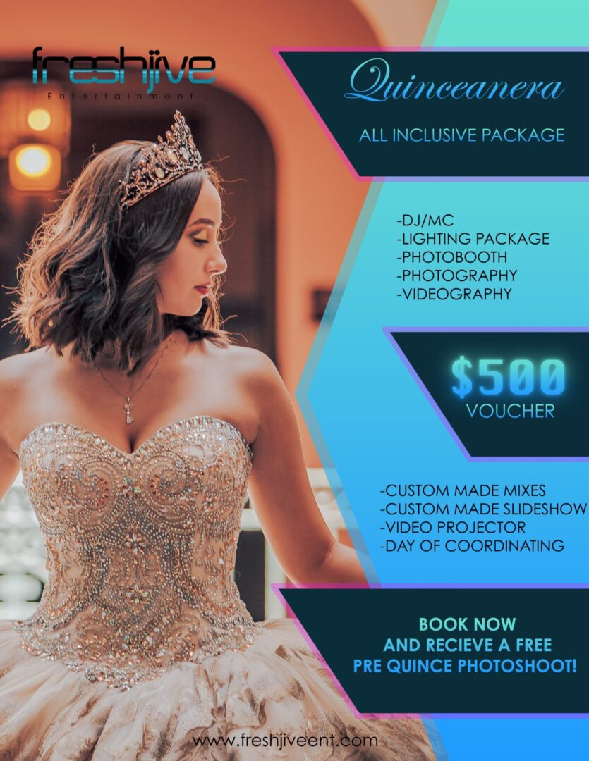 QUINCE FLYER