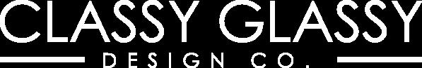 Classy Glassy Creations Logo