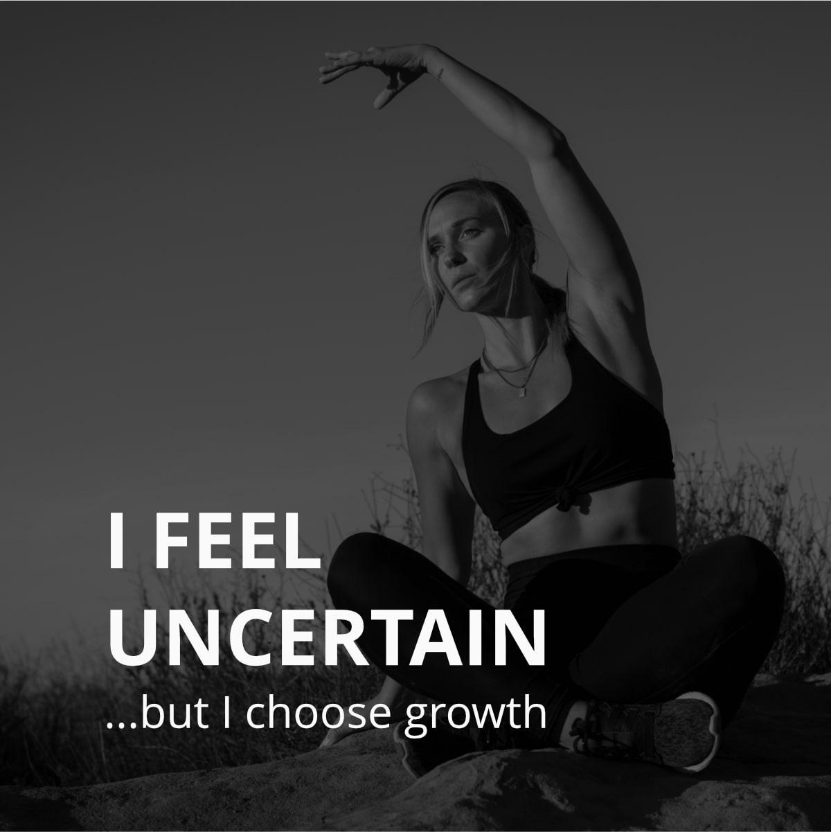 I Feel Uncertain