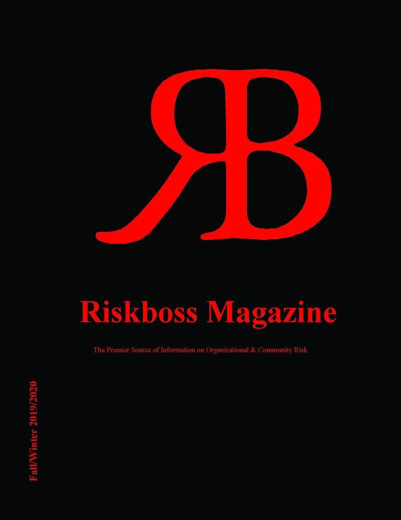 Riskboss Magazine Cover Page