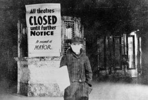 toronto history pandemics in Toronto