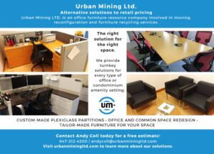 Urban Mining LTD