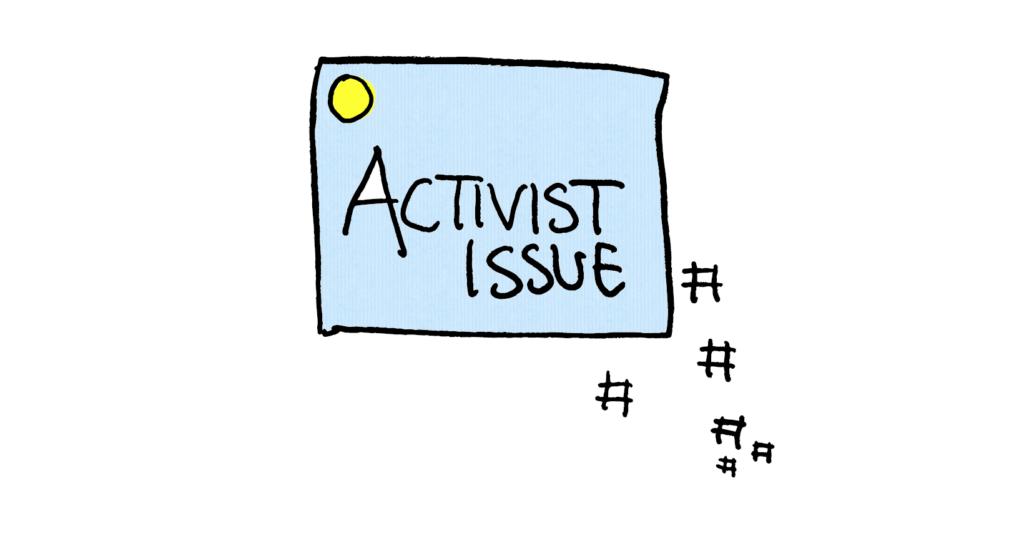 Issue II: Digital Activism Online & Beyond