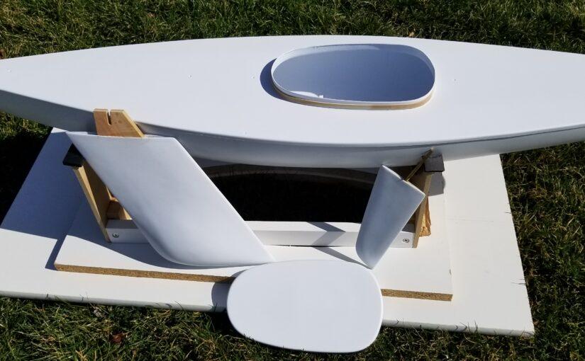 Soling 1 Meter R/C Model Yacht