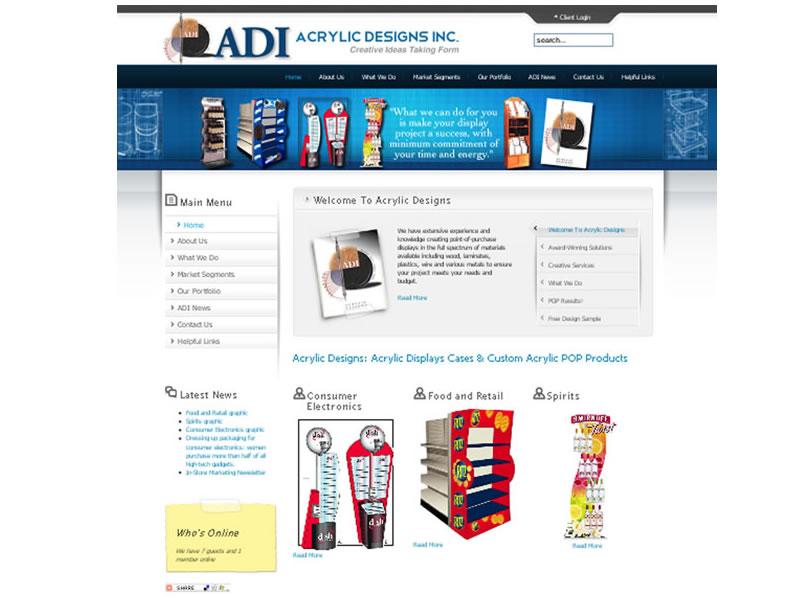 Acrylic Designs 2009