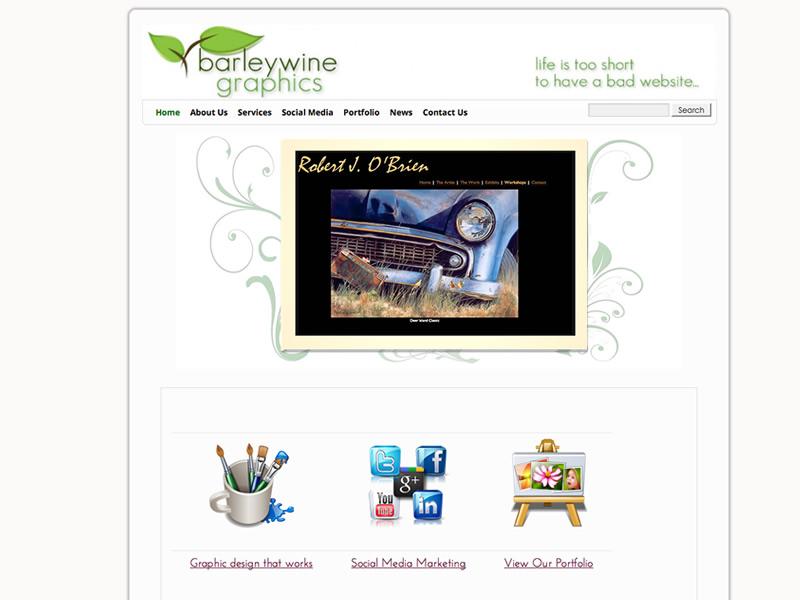 Barleywine Graphics 2012