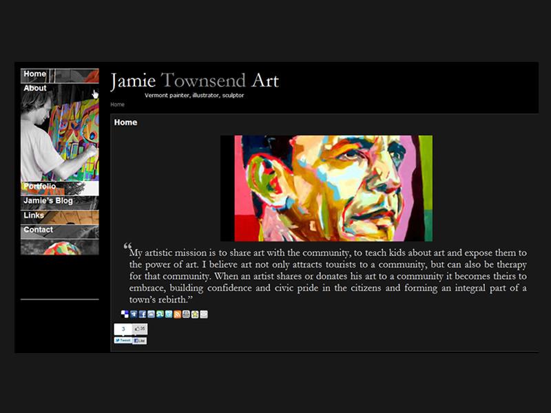 Jamie Townsend Art 2012
