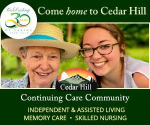 Come Home to Cedar Hill 30th Anniversary Campaign 2018