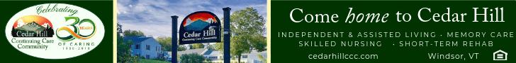 Come Home to Cedar Hill 30th Anniversary Campaign 2019