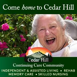 Come Home to Cedar Hill