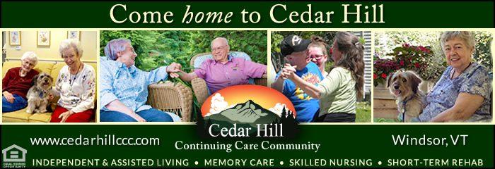 Come Home to Cedar Hill 2017 banner