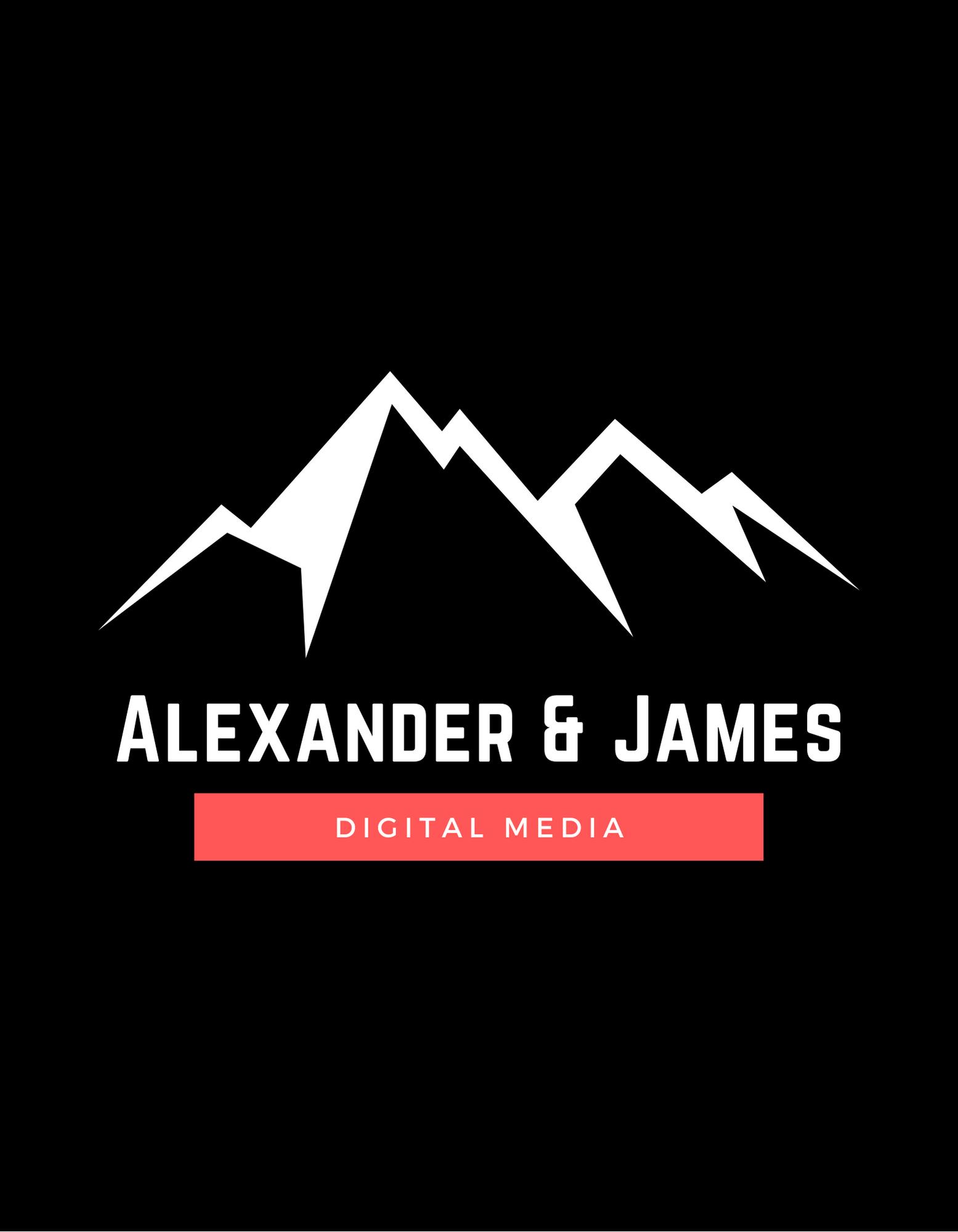 Alexander James black bkgd