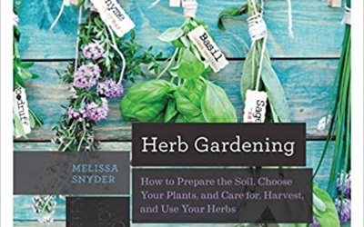 Herb Gardening Book Published!