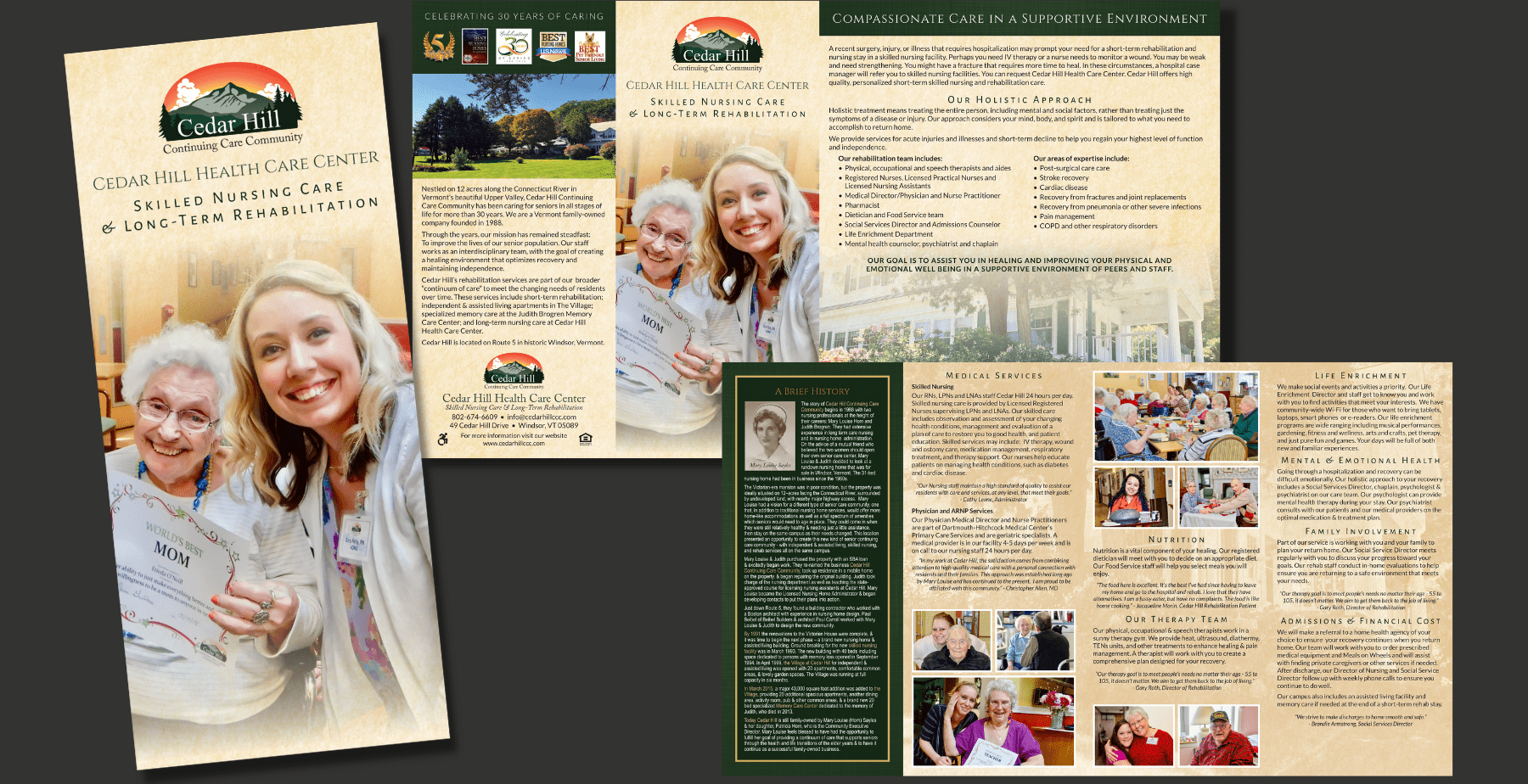 Skilled Nursing & Long Term Care Brochure