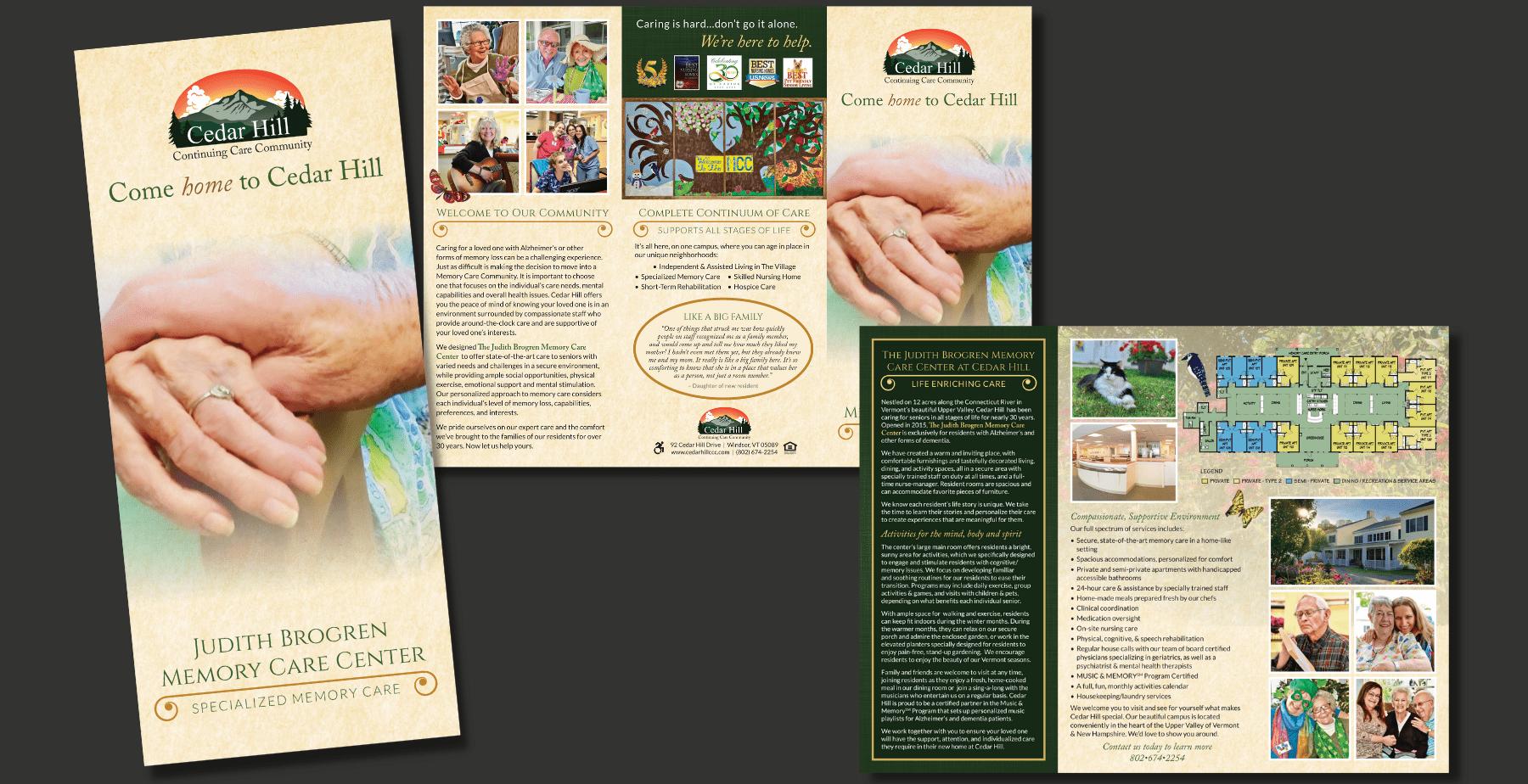 Memory Care Brochure