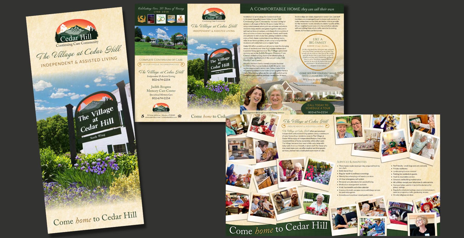 Village at Cedar Hill Brochure